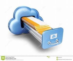 Stockage De Données : stockage de donn es concept de calcul de nuage ic ne 3d d 39 isolement photo libre de droits ~ Medecine-chirurgie-esthetiques.com Avis de Voitures