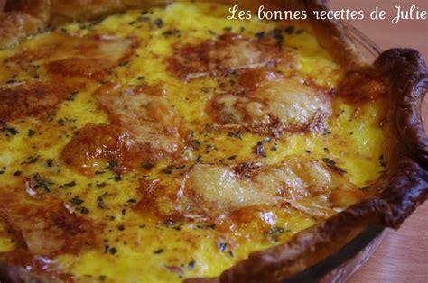 la cuisine de julie quiche au camembert les bonnes recettes de julie
