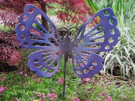 butterfly garden decor house decor ideas