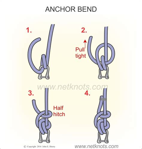 Boat Anchor Knot learn how to tie 5 common boating knots from jetdock