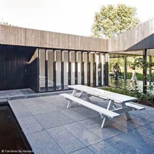 Nettoyer Dalle Terrasse : nettoyer ma terrasse en pierre bleue avec un nettoyeur haute pression ~ Dallasstarsshop.com Idées de Décoration