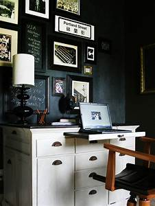 chalkboard paint ideas and projects interior design With best brand of paint for kitchen cabinets with wall art in frames