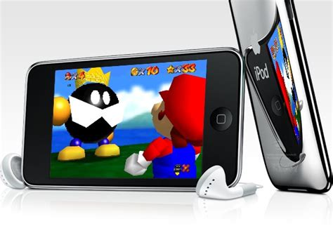 n64 emulator iphone nintendo n64 emulator coming to iphone wired