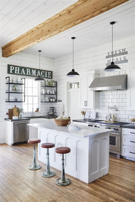 technical guide  open shelving joanna gaines kitchen