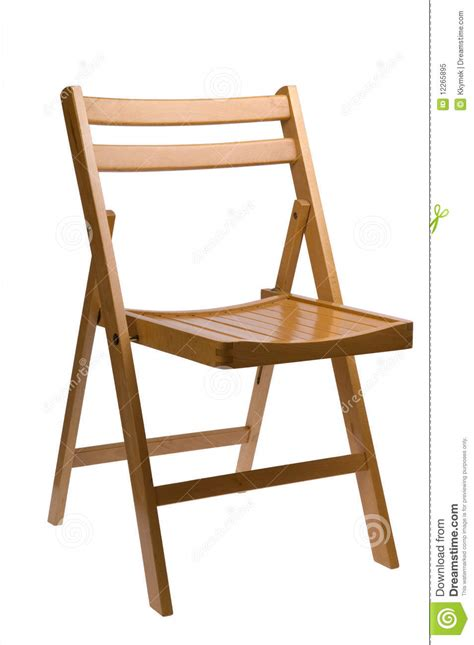 folding chair royalty free stock photo image 12265895