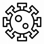 Coronavirus Icon Svg Symbol Icons