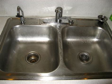 how to fix kitchen sink how to fix a kitchen sink home design ideas and pictures