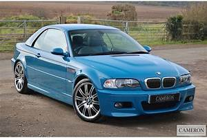 Used 2003 Bmw 3 Series E46 M3 Convertible Smg 3 2 2dr