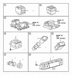 2008 Toyota Avalon Socket Assembly  Interchangeable With