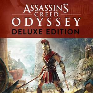 Assassin's Creed: Odyssey (Deluxe Edition) for PlayStation ...