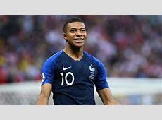 I'll stay at PSG Kylian Mbappe The SportsRush