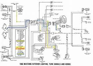 1967 Mustang Headlight Switch Wiring Diagram