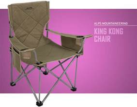 alps mountaineering chair king kong the 10 best cing chairs in 2017 cool of the