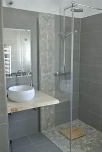 Salle De Bain Petite Surface : stunning salle de douche petite surface photos amazing ~ Dailycaller-alerts.com Idées de Décoration