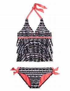 Tribal Tankini Swimsuit   Girls Swimsuits Swimwear   Shop ...