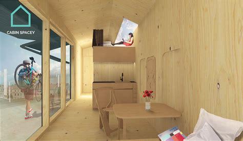 Tiny Häuser Auf Räder by Cabin Spacy Ein Tiny House 252 Ber Den D 228 Chern Der Stadt