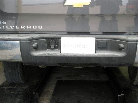 Chevy Silverado Rear Bumper Wiring Diagram Together