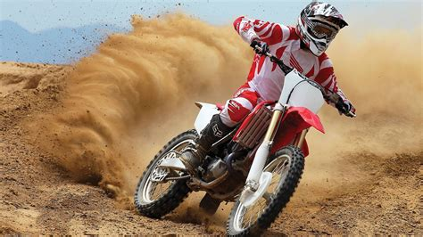 Motocross, Honda, Honda Cr Wallpapers Hd / Desktop And