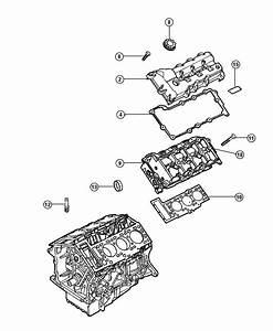 Dodge Stratus Head  Cylinder  Right