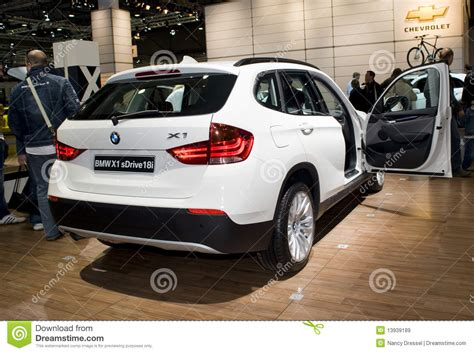 New Bmw X1, Suv, 4wd Editorial Stock Image  Image 13939189