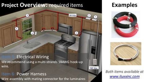 Hardwire Cabinet Lighting Diagram Cabinet Lighting Uc1 Series From Iluxx Installation Guide
