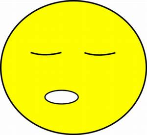 Emoticon Tired Face - ClipArt Best