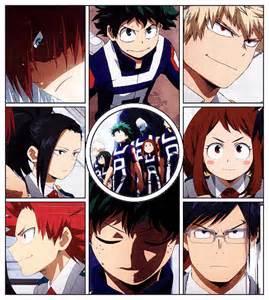 Academia No Boku Season 2 Hero
