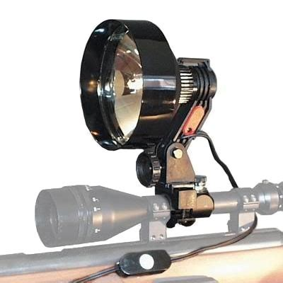 Lamping Lights by Lightforce Rmsm170 Striker Scope Mounted Lamp 600m Beam