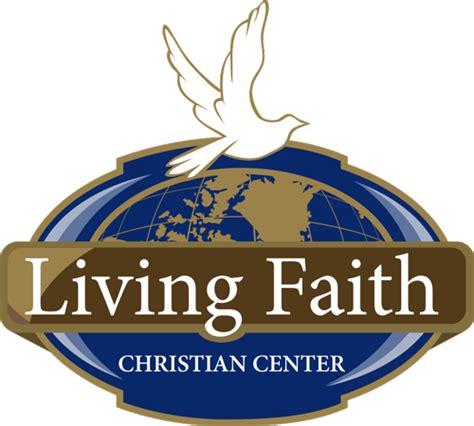 Living Faith Church Logo Png Logos Living Faith Anglican