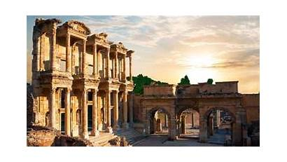 Turkey Historical Ancient Places Ruins