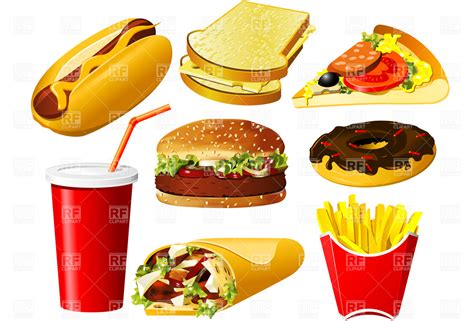fast cuisine fast food clip id 62237 buzzergcom fast food wallpaper hd johnywheels