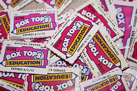 Local Pta Meeting Breaks Into Fight Over Box Tops