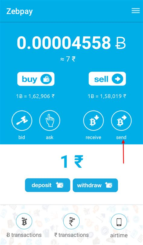 Btc wallet review is btc wallet safe best bitcoin exchange. How to move my Bitcoin from Zebpay to another wallet - Quora