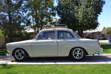 1967 Volkswagen Type 3 1600 Notchback