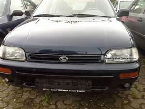 Daihatsu Charade Iv  G200  1994
