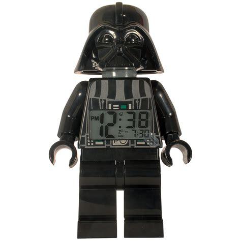 lego wars darth vader alarm clock