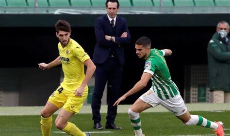 Betis Contra Villarreal - Betis Villarreal Horario Tv Y ...