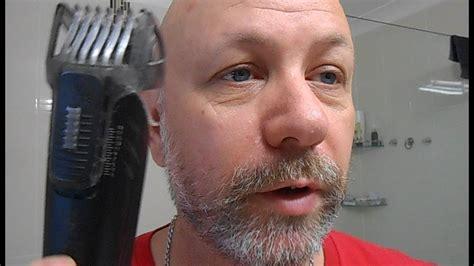 stubble beard shave mm mm mm  mm length youtube