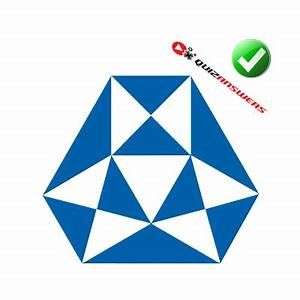 Blue and Red Triangle Logo - LogoDix