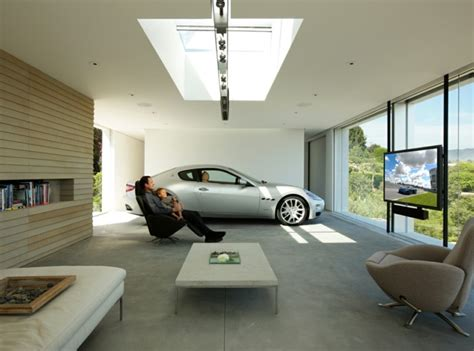 Le Wohnzimmer Design by Am 233 Nager Un Garage En Chambre Mission Possible Archzine Fr