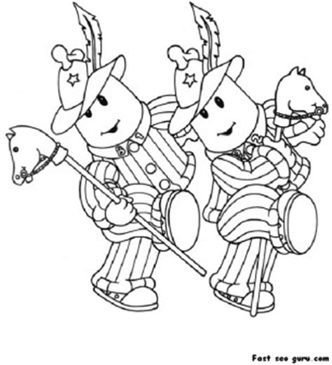 printable bananas  pyjamas coloring pages printable coloring pages  kids