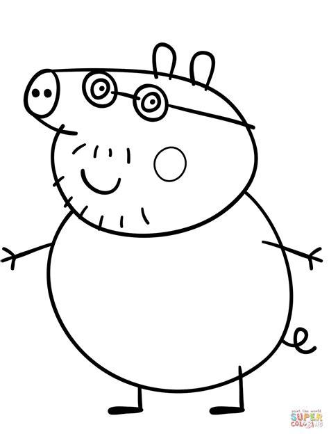 Kleurplaat Peppa Pig Verjaardag by Nieuw Kleurplaat Peppa Pig Verjaardag Krijg Duizenden