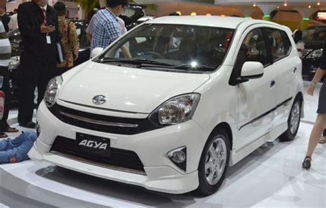 Toyota Agya Picture toyota agya new cars supersports cars
