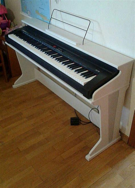 Stand Keyboard Dan Digital Piano piano style keyboard stand pianos