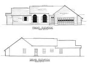 House Building Blueprints by House Design Plan
