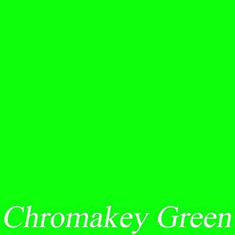 green chroma key muslin