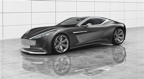 Aston Martin Vie Ghanniversary 100 Conceptpart 2 On Behance