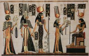 Hathor Egyptian Goddess History