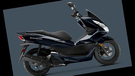 Pcx 2018 Spec by The New Honda Pcx 150 Review 2018