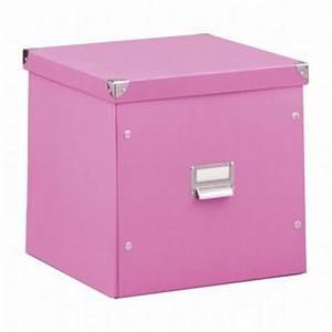 Boite De Rangement Carton : boite de rangement boite de rangement en carton ~ Teatrodelosmanantiales.com Idées de Décoration